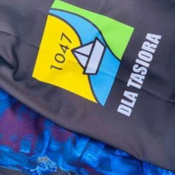"""Oficjalna koszulka i medal biegu """"Radomsko Extreme 2019"""""""