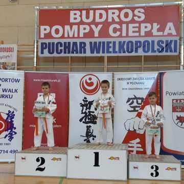 Medale w Pucharze Wielkopolski dla zawodników Randori Radomsko