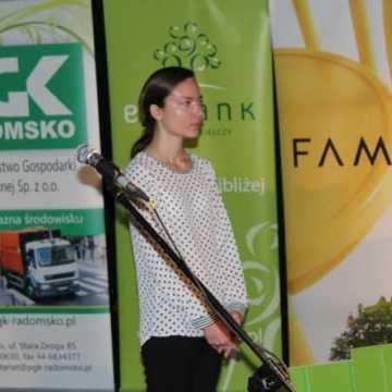 Liceum im. Feliksa Fabianiego podsumowało projekt poświęcony Różewiczowi