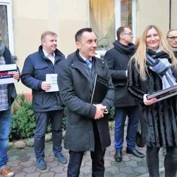 Radomszczańska Platforma Obywatelska rozpoczęła kampanię wyborczą Małgorzaty Kidawy-Błońskiej
