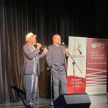 Duet Żak&Barciś wystąpił w MDK w Radomsku