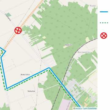 Zmiana w kursowaniu linii nr 12 MPK Radomsko