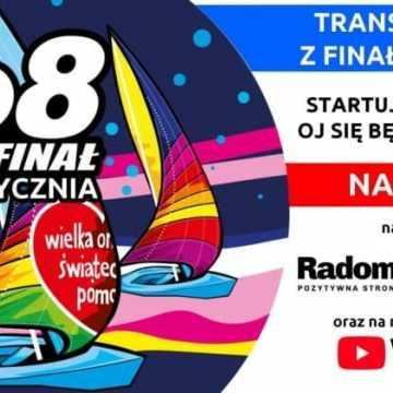 Finał WOŚP 2020 na żywo na portalu Radomsko24.pl
