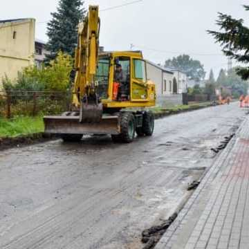 Trwają remonty miejskich ulic w Radomsku