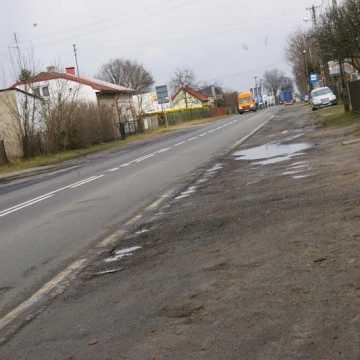 Jest więcej pieniędzy na budowę chodnika na ul. Narutowicza w Radomsku