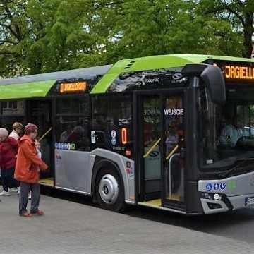 MPK w Radomsku zmienia rozkład jazdy autobusów