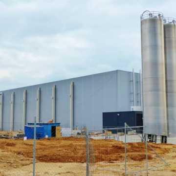 Union Industries powiększa zakład