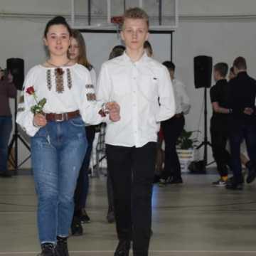 Pożegnali ukraińską młodzież