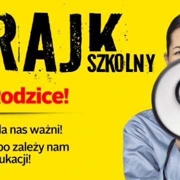 Strajk w oświacie. Władze powiatu spotkają się z przedstawicielem ZNP