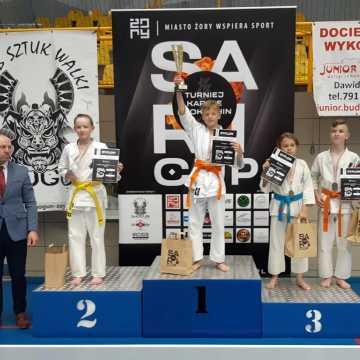 Medalowe zakończenie sezonu Randori Radomsko