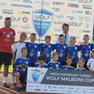 Piłkarze RAP Radomsko grają w Malborku