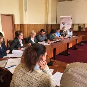 Obrady Zespołu Konsultacyjnego ds. Budżetu Obywatelskiego