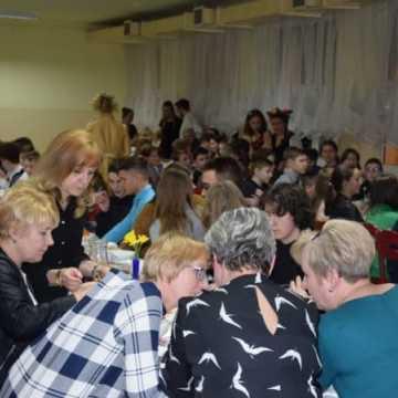 Młodzież z Ukrainy w Radomsku