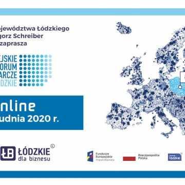 """W środę rozpocznie się Europejskie Forum Gospodarcze """"Łódzkie 2020"""""""