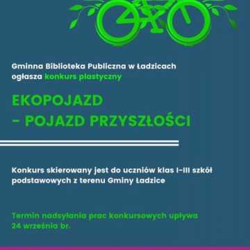 Konkurs na pojazd przyszłości w gminie Ładzice