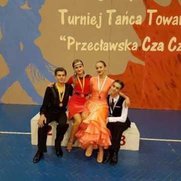 Sukcesy radomszczańskich tancerzy