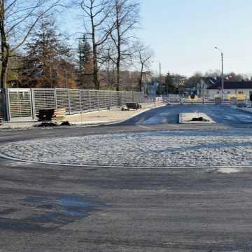 Od dziś kierowcy będą mogli korzystać z nowego ronda w Radomsku