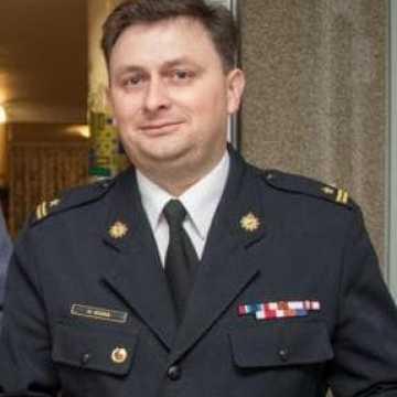 Nowy szef strażaków w Radomsku