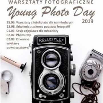 Young Photo Day – Warsztaty fotograficzne dla dzieci i młodzieży w MDK