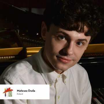 Mateusz Duda weźmie udział w eliminacjach do Konkursu Chopinowskiego