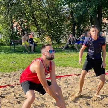 Siatkówka plażowa z MOSiR Radomsko