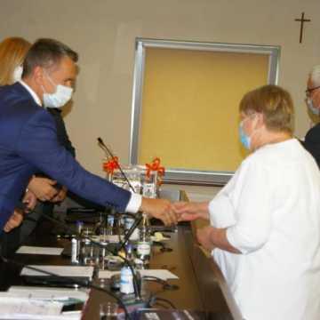 Zarząd Powiatu Radomszczańskiego z absolutorium