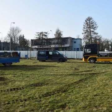 Rozpoczyna się przebudowa skweru przy ul. Piastowskiej w Radomsku
