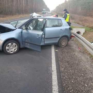 Śmiertelny wypadek w Gałkowicach Nowych