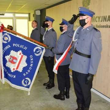 Obchody Święta Policji w Radomsku