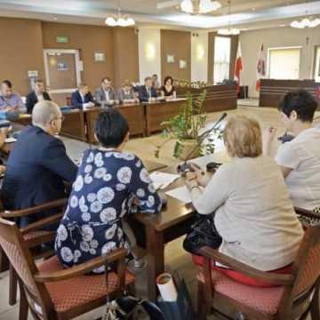 Spotkanie z samorządowcami
