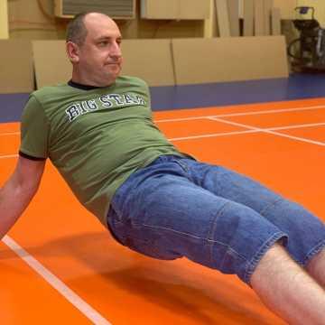 MOSiR w Radomsku prowadzi zajęcia dla osób niepełnosprawnych