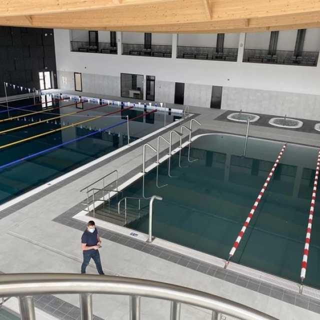 Radni uchwalili regulamin korzystania z nowego basenu w Radomsku