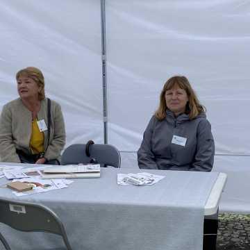 """""""Z poradnią w drodze do szkoły"""": były porady i spotkania z pracownikami PPP w Radomsku"""