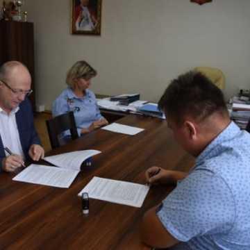 Budowa i remonty dróg na terenie gminy Kamieńsk