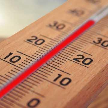 Rekord temperatury tego lata w naszym regionie padł w Dobryszycach i Silniczce