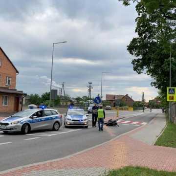 22-letni motocyklista uderzył w ogrodzenie. Zginął na miejscu