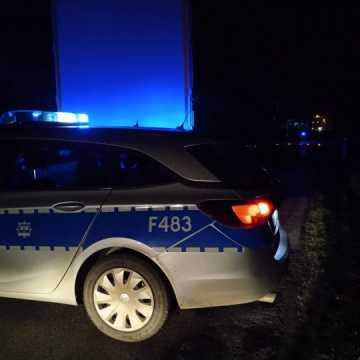 Gmina Gidle: 61-letni rowerzysta zginął pod kołami samochodu ciężarowego