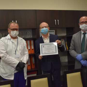 Kolejne wsparcie dla radomszczańskiego szpitala