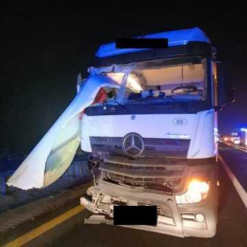 [AKTUALIZACJA] Śmiertelny wypadek na DK1. Zginął 25-letni mężczyzna
