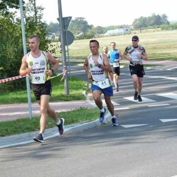 Bieg na 5 i 10 kilometrów w Kleszczowie
