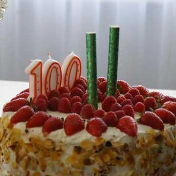 Dwieście lat dla pani Anny!