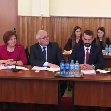Wybrano wiceprzewodniczące - Jadwiga Łysik i Beata Kowalska