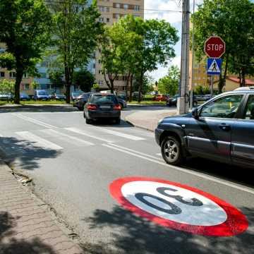 Bełchatów: nowe piktogramy na miejskich ulicach