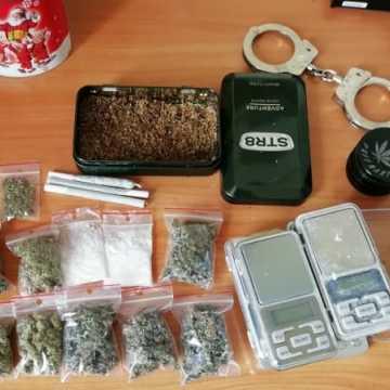 Zatrzymano grupę dilerów narkotyków w Radomsku