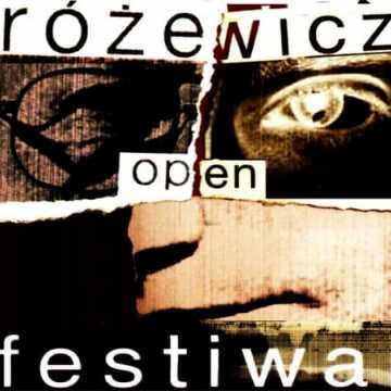 Różewicz Open Festiwal już w październiku. Zobacz bogaty program