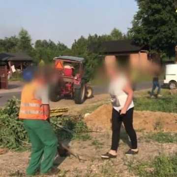 Wraca sprawa krzyża na Suchej Wsi. Reportaż Telewizji Polsat