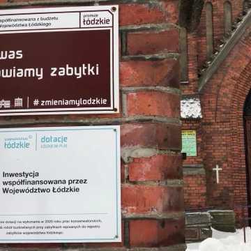 5 mln zł na ratowanie zabytków w województwie łódzkim