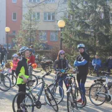 Rowerzyści przywitali wiosnę