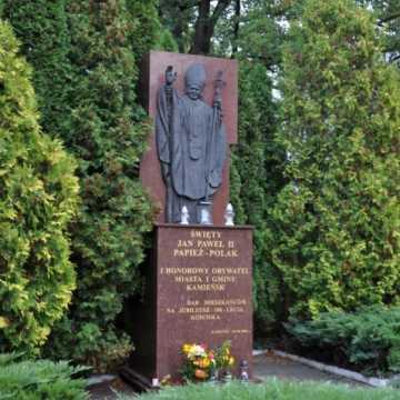 W Kamieńsku obchodzono Dzień Papieski