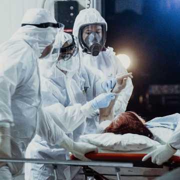 Koronawirus w piotrkowskim szpitalu i Urzędzie Skarbowym w Bełchatowie
